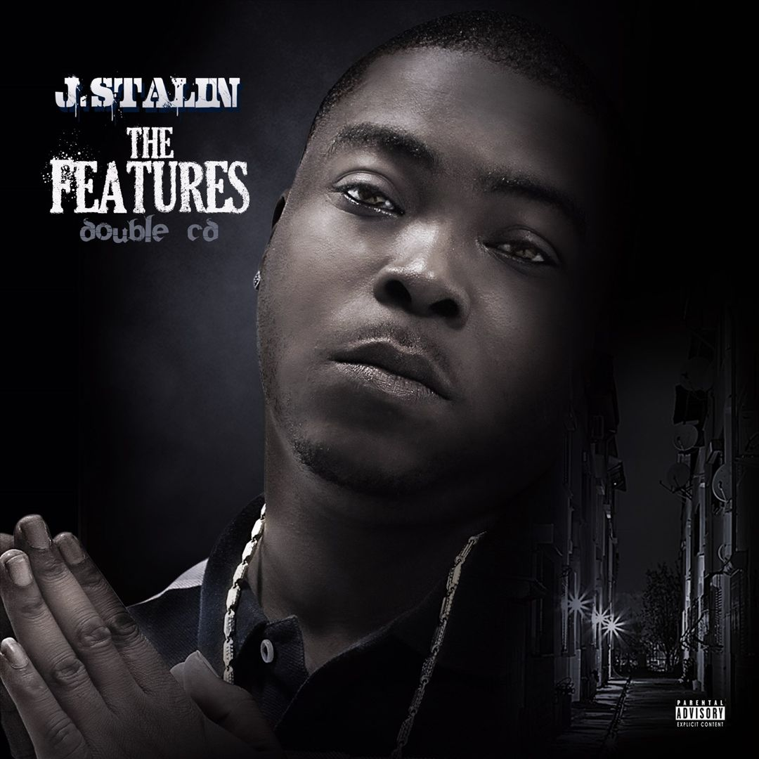 J. Stalin - The Features (Front)