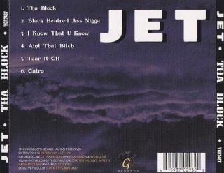 Jet Tha Block Back
