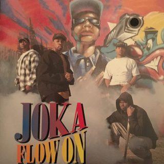 Joka - Flow On (Front)