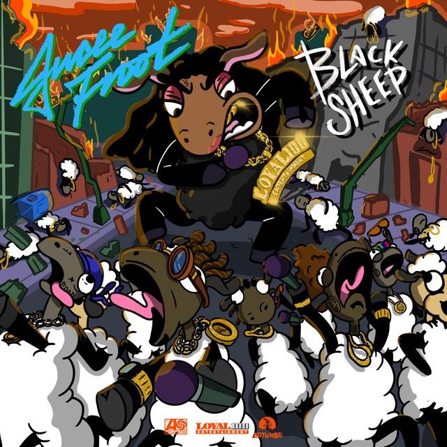 Jucee Froot - Black Sheep