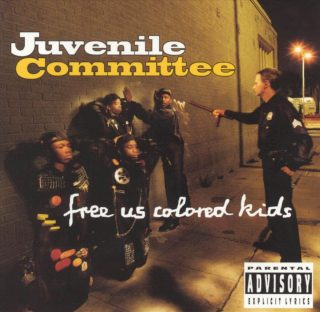 Juvenile Committee - Free Us Colored Kids (Front)