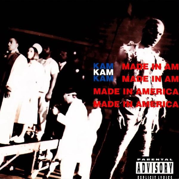 Kam - Made In America (Front)