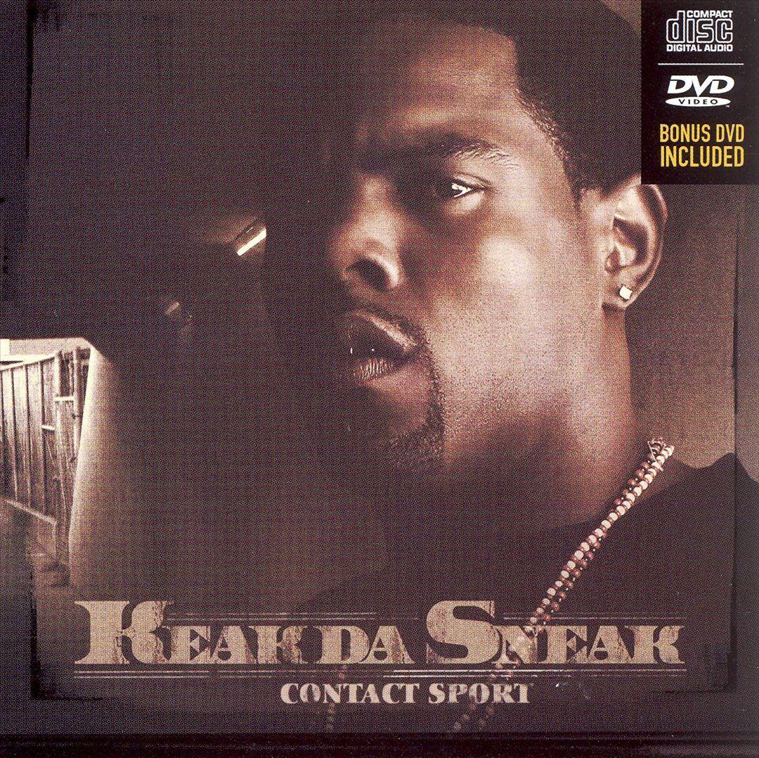Keak Da Sneak - Contact Sport (Front)