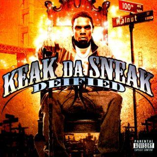 Keak Da Sneak - Deified (Front)