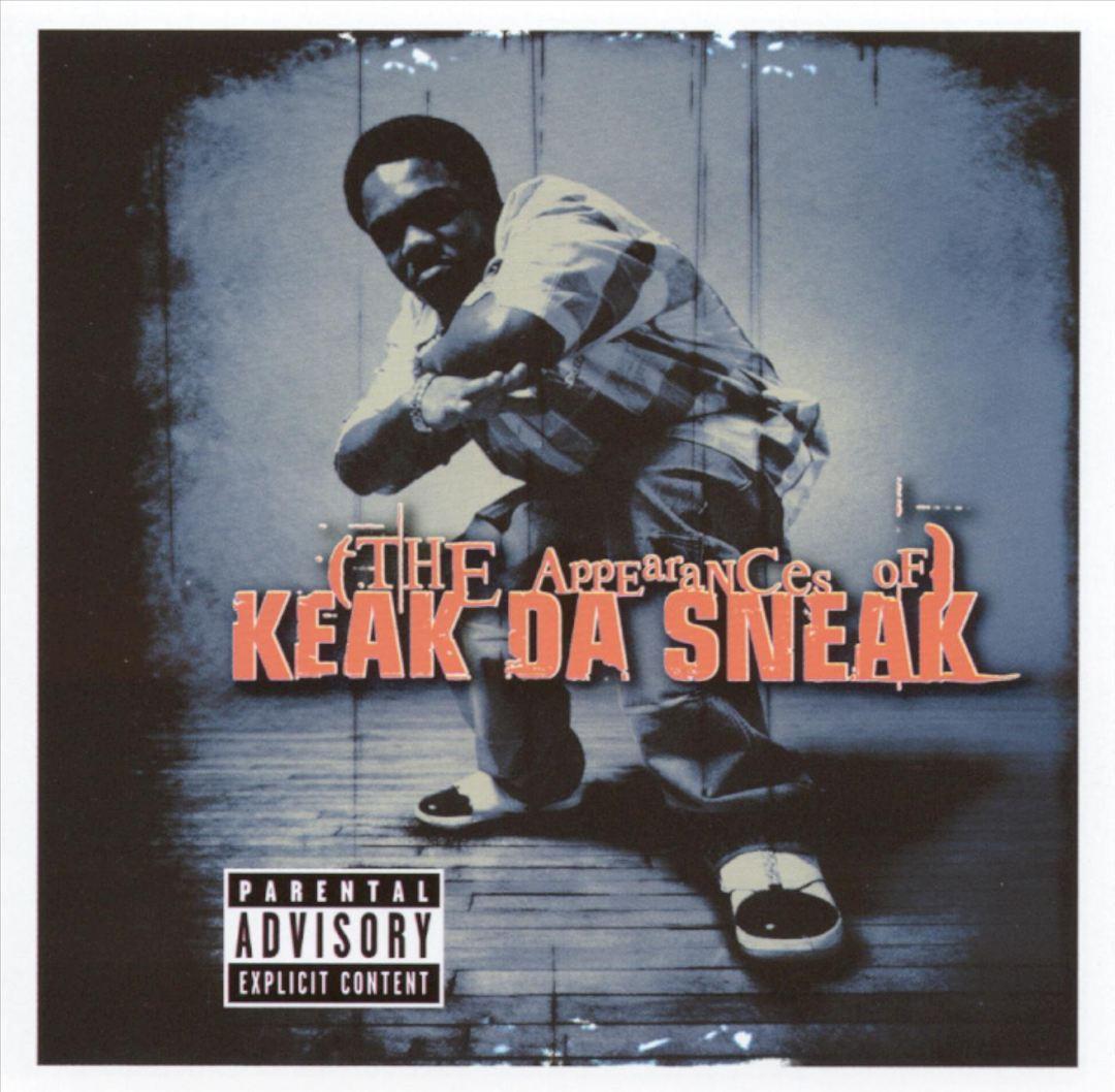 Keak Da Sneak - The Appearances Of (Front)