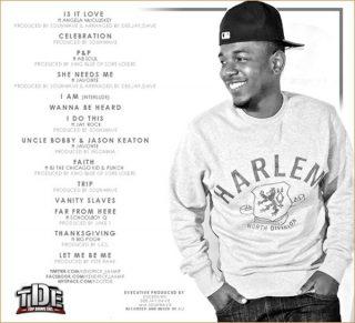 Kendrick Lamar Kendrick Lamar EP Back