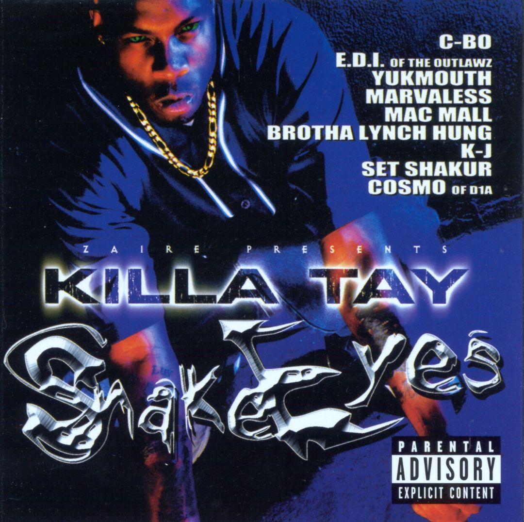 Killa Tay Snake Eyes