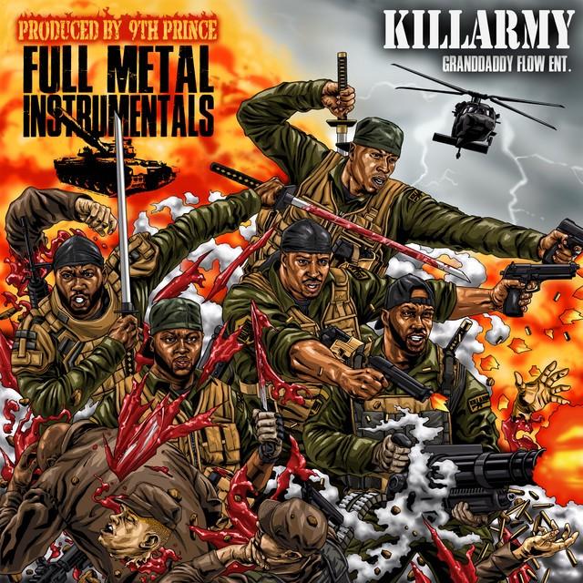 Killarmy - Full Metal Jackets (Instrumentals)