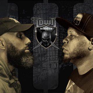 King Of The Dot - Danny Myers vs Pass TB2 - KOTD