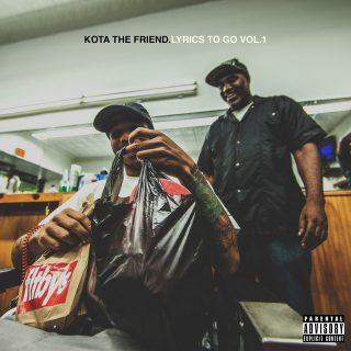 Kota The Friend - Lyrics To Go, Vol. 1