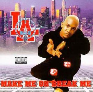 L.A. Nash - Make Me Or Break Me (Front)
