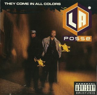 L.A. Posse - They Come In All Colors (Front)