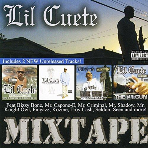 Lil Cuete - Mixtape