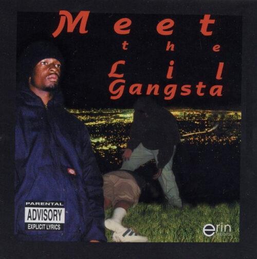 Lil Gangsta P - Meet The Lil Gangsta (Front)