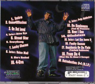 Lil Jazz Game4USuckaz Back