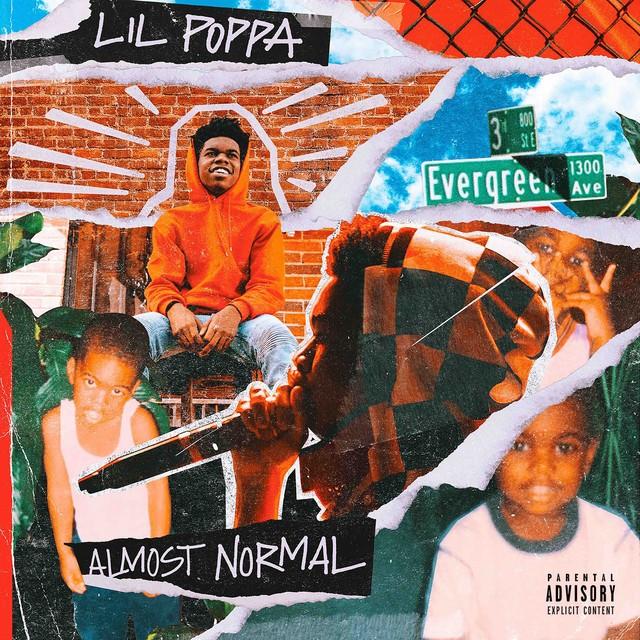 Lil Poppa - Almost Normal