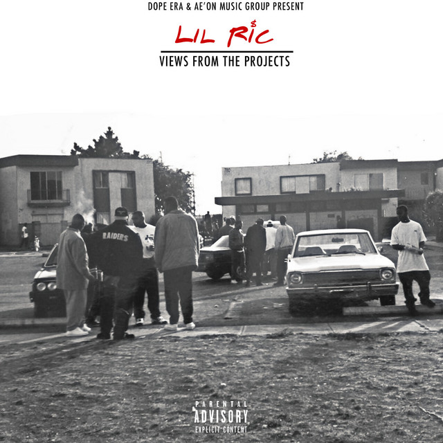 Lil Ric - Views From The Projects, Vol. 1
