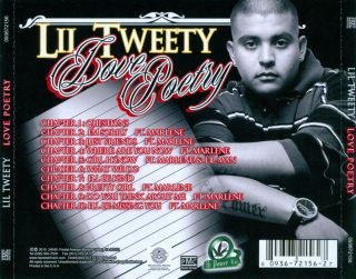 Lil Tweety Love Poetry Back
