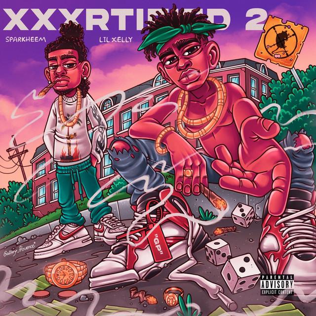 Lil Xelly & Sparkheem - Xxrtified 2