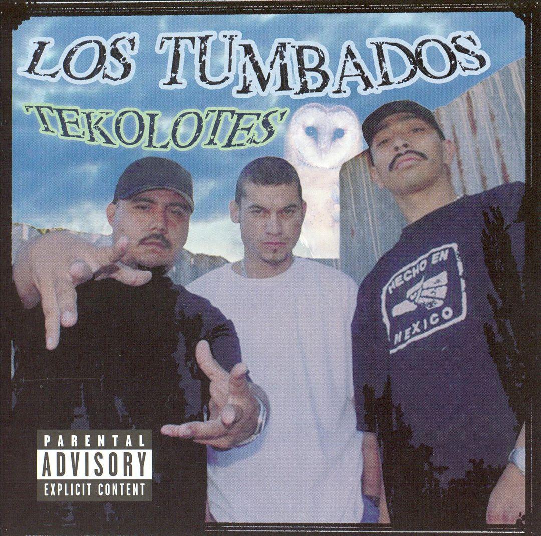 Los Tumbados - Tekolotes (Front)