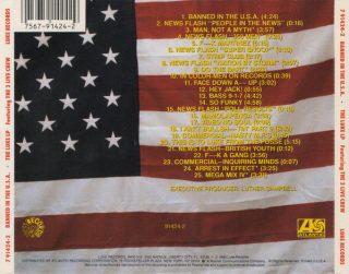 Luke - Banned In The U.S.A. (The Luke LP) [Back]