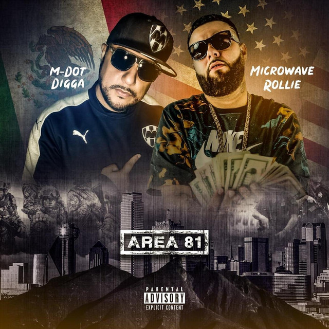 M Dot Digga & Microwave Rollie - Area 81