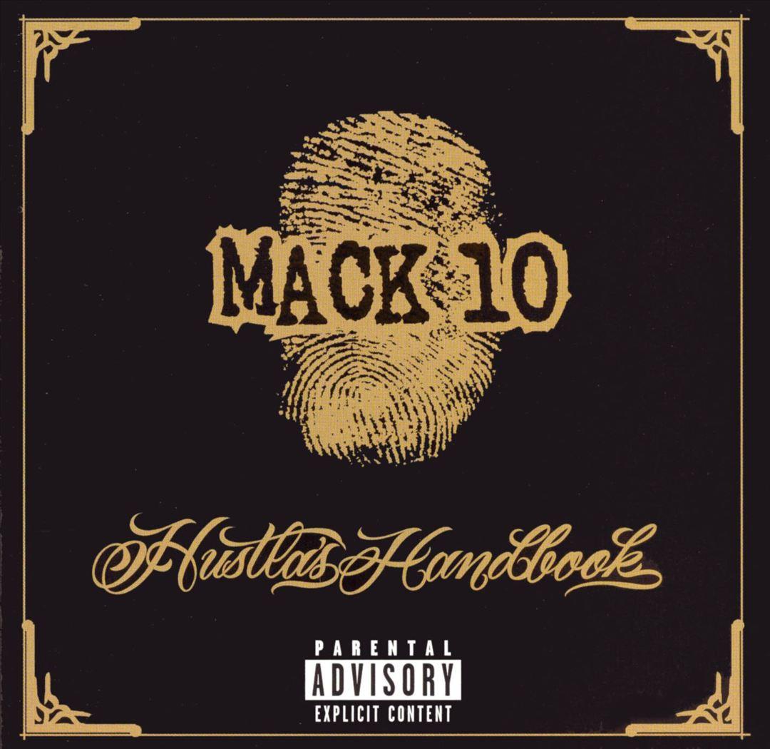 Mack 10 Hustlas Handbook Front
