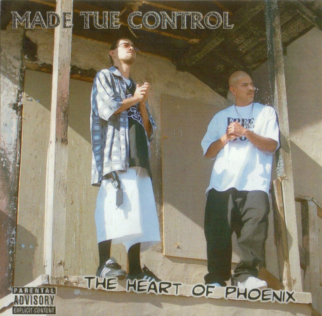 Made Tue Control - The Heart Of Phoenix (Front)