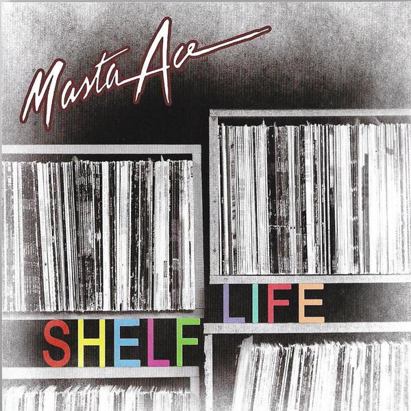 Masta Ace - Shelf Life (Front)