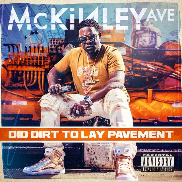Mckinley Ave - Did Dirt To Lay Pavement