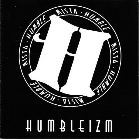 Mista Humble - Humbleizm (Front)