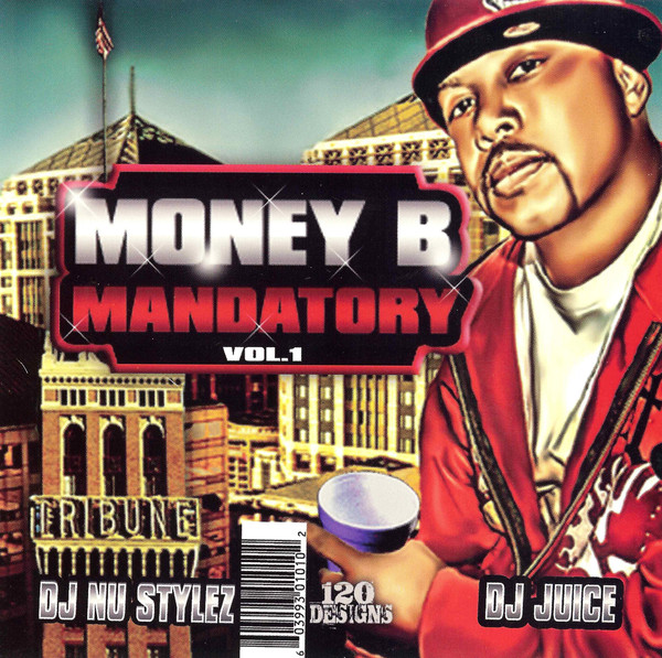 Money B - Mandatory Vol. 1 (Front)