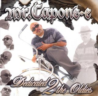 Mr. Capone-E - Dedicated 2 The Oldies (Front)