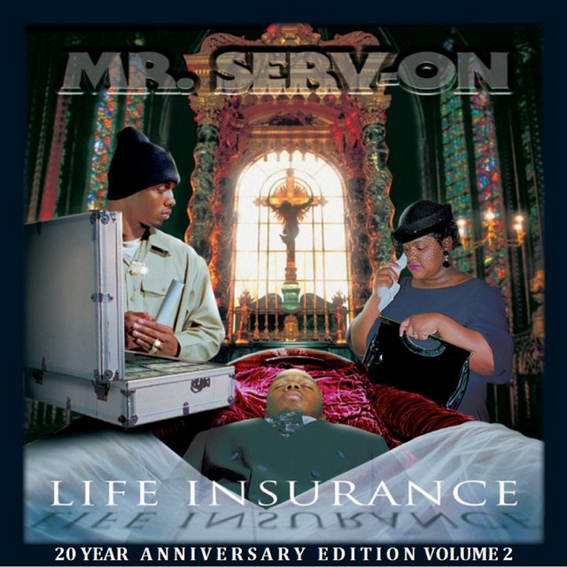 Mr. Serv-On - Life Insurance 20 Year Anniversary Edition, Volume 2