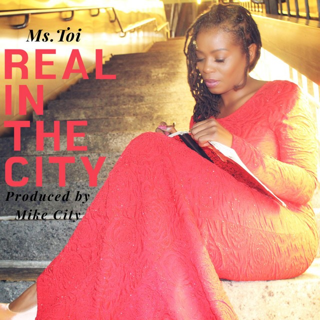 Ms. Toi - Real In The City (Instrumental)