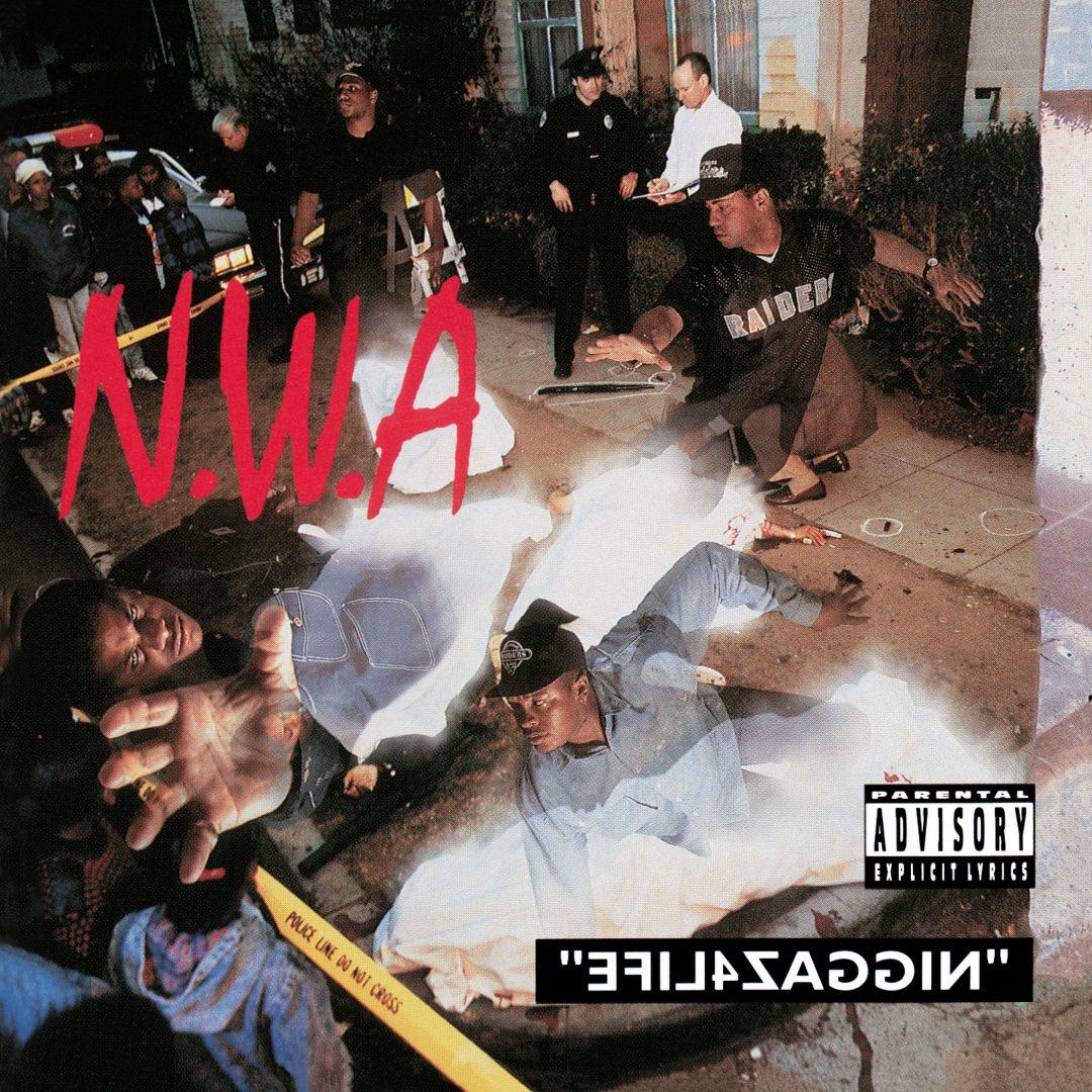 N.W.A Efil4zaggin Front