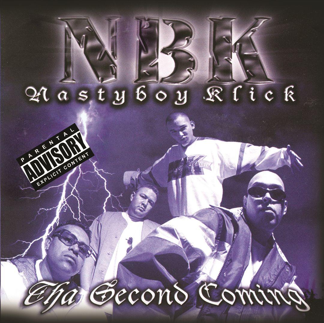 Nastyboy Klick - Tha Second Coming (Front)
