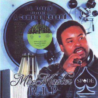 O.G. Daddy V Mix Master Spade Tribute Album A Compton Legend