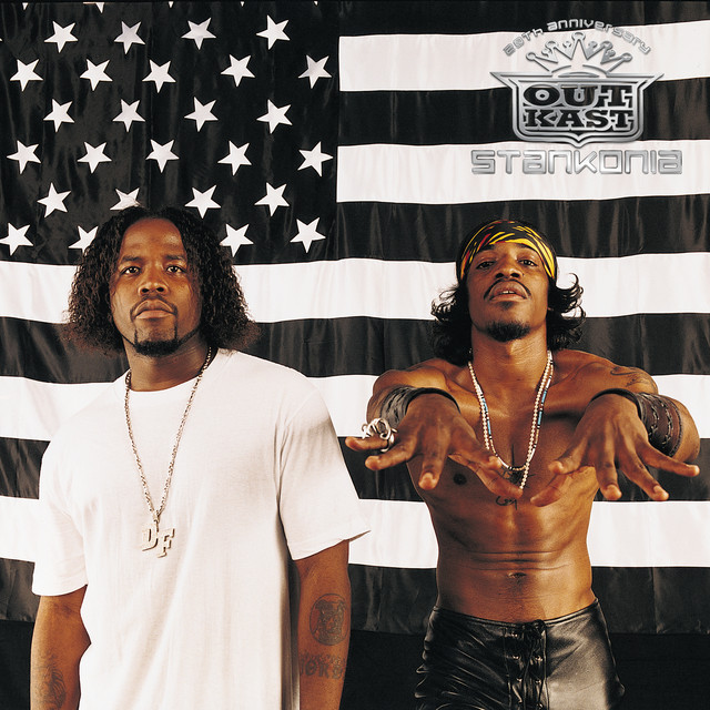 OutKast - Stankonia (Deluxe Version)
