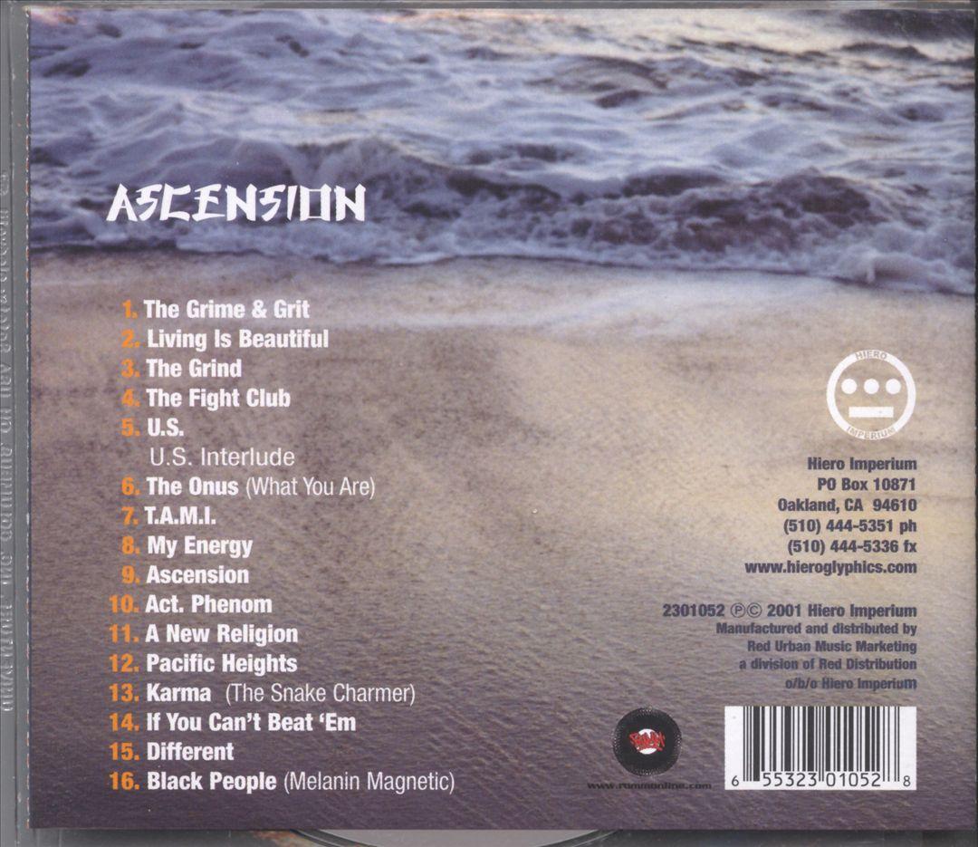 Pep Love - Ascension (Back)