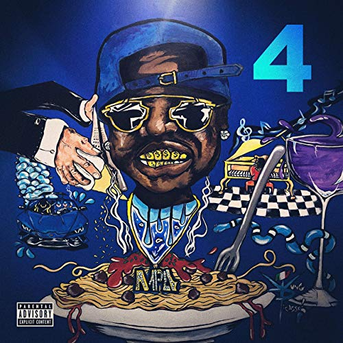 Pewee Longway - The Blue M&M 4