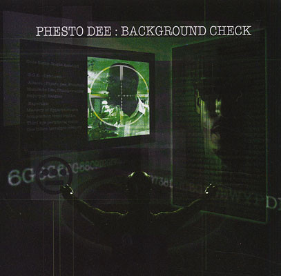 Phesto Dee - Background Check (Front)