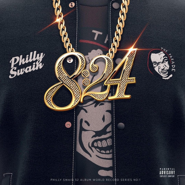Philly Swain - 824 AM Vol. 3