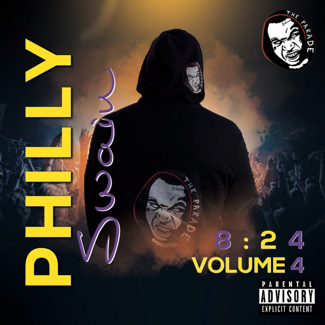 Philly Swain - 824 AM, Vol. 4