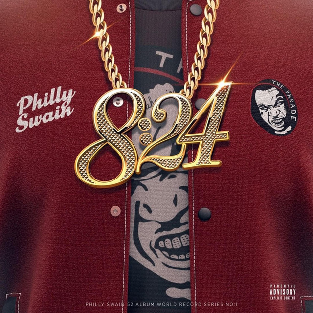 Philly Swain - 824 Vol. 2