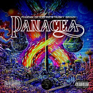 Phoenix Da Icefire & Husky Brown - Panacea