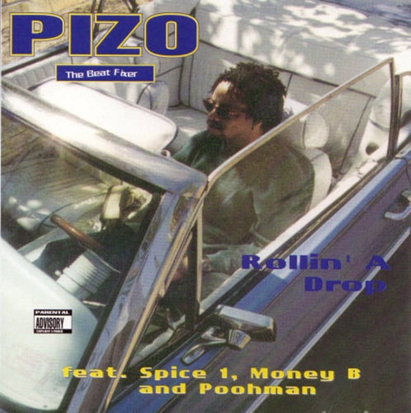 Pizo The Beat Fixer Rollin A Drop Front