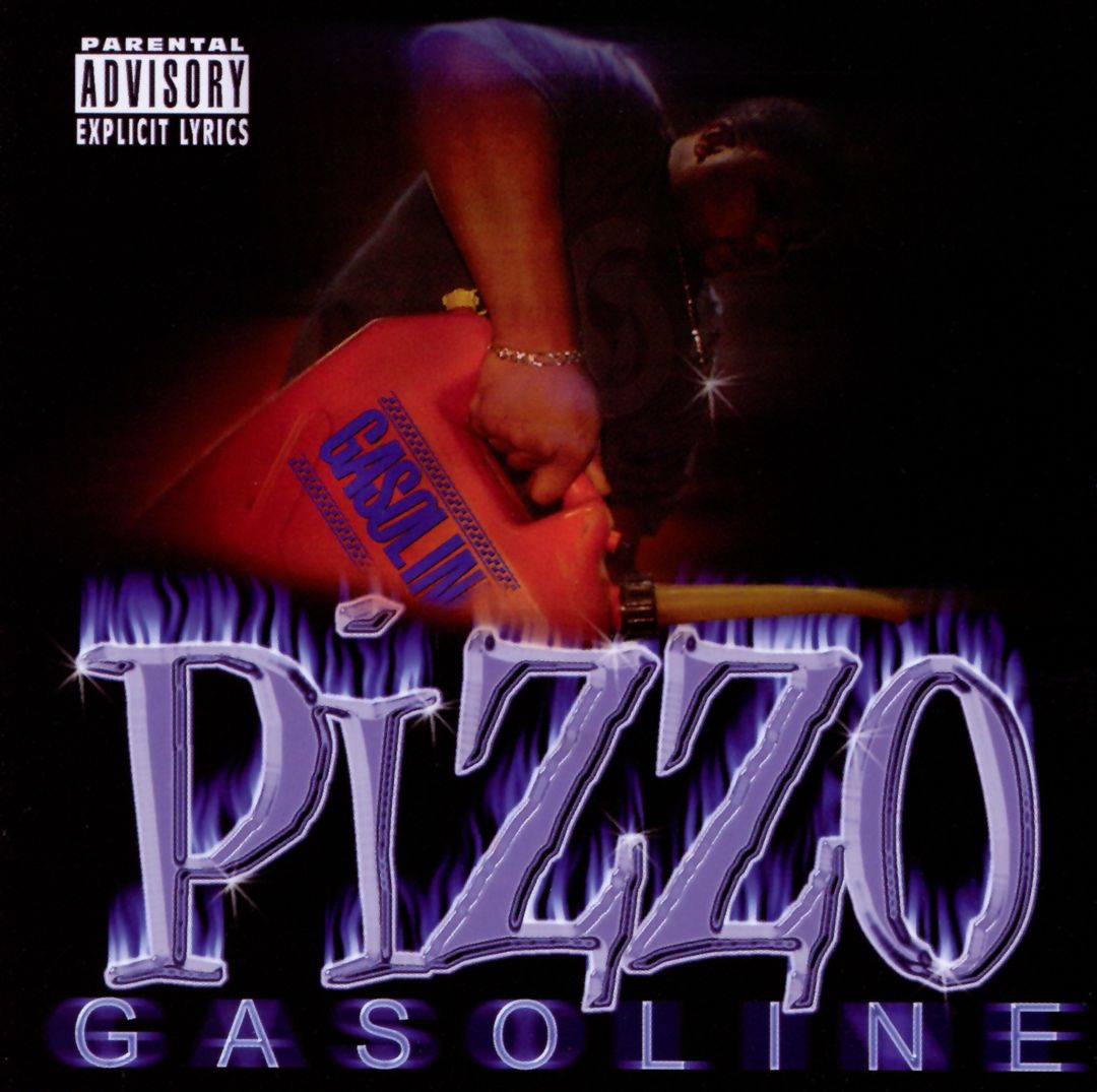 Pizzo - Gasoline (Front)