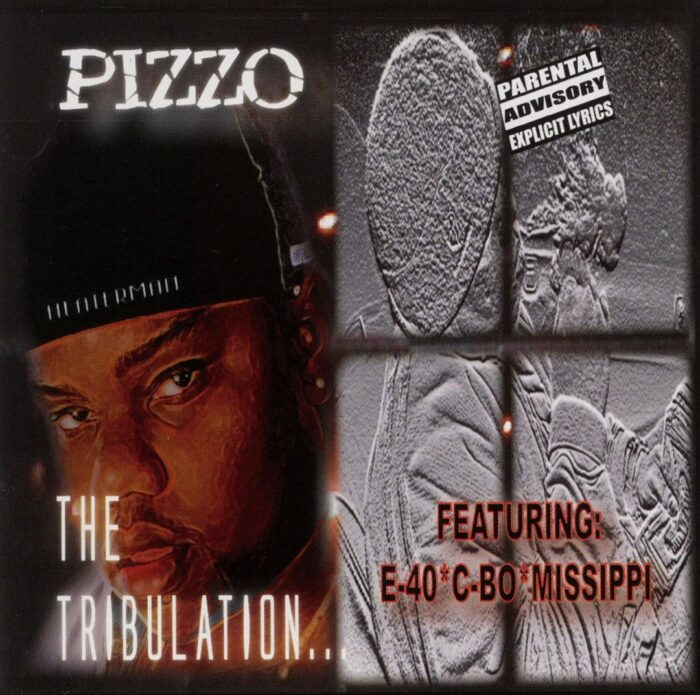 Pizzo - The Tribulation (Front)