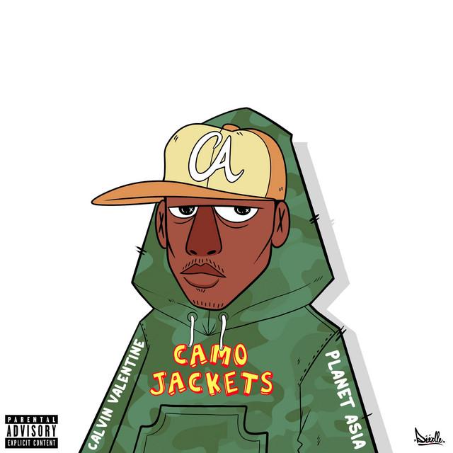 Planet Asia & Calvin Valentine - Camouflage Jackets